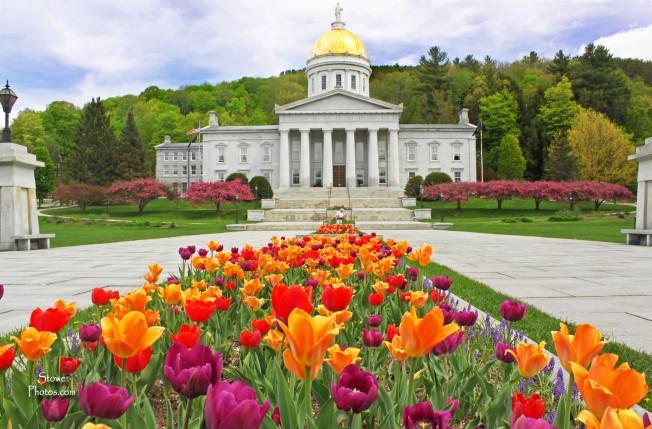 Vermont Capitol - Montpelier