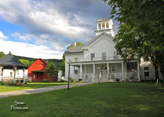 Stowe, VT - Helen Day Art Center
