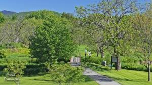 Stowe Rec Path June 2013
