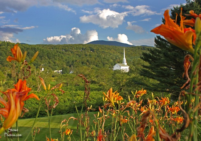 Stowe VT - Stowe Community Church