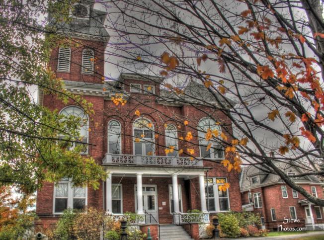 Hyde Park VT - Courthouse