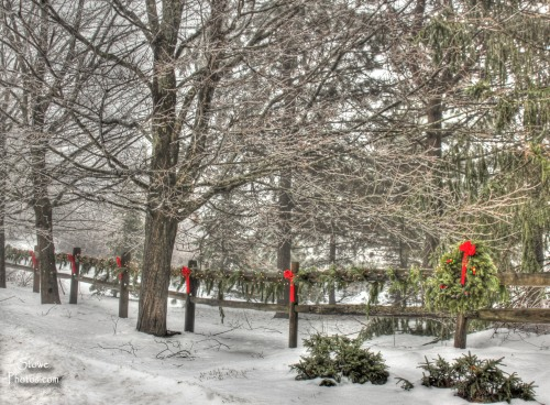 Christmas Decorations In Vermont : Owls head stowe photos