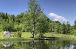 Stowe, Vermont – Dewey Hill RoadPond