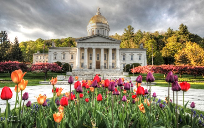 Montpelier, Vermont - State Capital