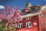 Stowe, Vermont – Stowe VillageSpringtime