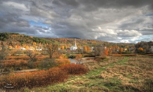 Stowe, Vermont Foliage