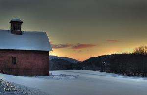 2015 2 15 Winter Barn