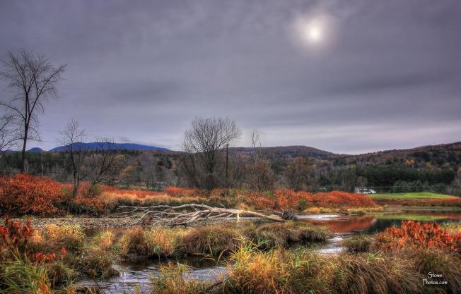 Stowe, Vermont - October 28, 2015