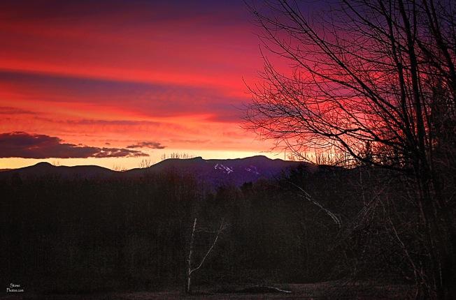2015 11 22 sunset over mansfield