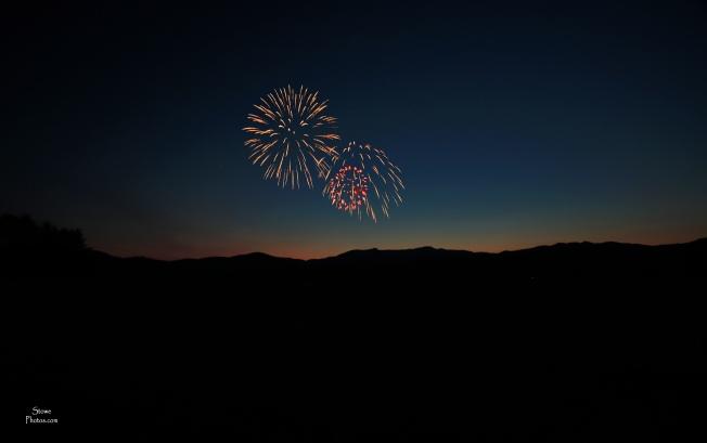 2018 07 04 Stowe Fireworks