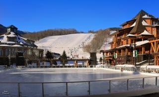 2019 02 14 spruce peak rink