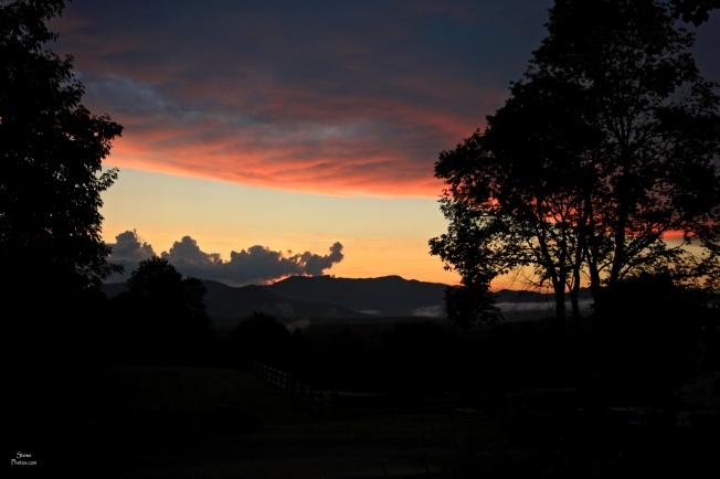 2019 06 26 stowe sunset